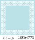 背景素材 ベクター 京文様のイラスト 16504773