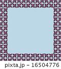 背景素材 ベクター 京文様のイラスト 16504776