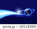 グローバル 光 背景のイラスト 16516969