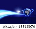 グローバル ヨーロッパ 光のイラスト 16516970