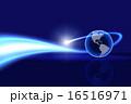 グローバル 光 アメリカのイラスト 16516971
