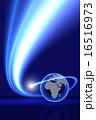 グローバル ヨーロッパ 光のイラスト 16516973