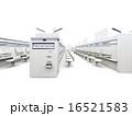 白いパチンコ店 16521583