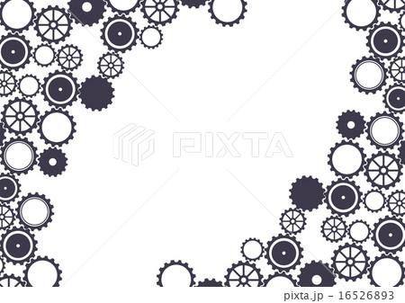 歯車のイラスト素材 [16526893] - PIXTA