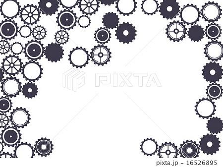 歯車のイラスト素材 [16526895] - PIXTA