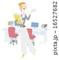 働く女性 16527682