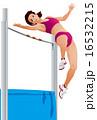 走り高跳び 16532215
