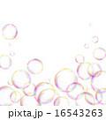 透明感 背景素材 アブストラクトのイラスト 16543263