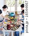 オーガニックフードランチ ホームパーティー 16544667