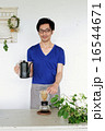 オーガニックコーヒー  カフェ 16544671