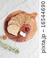 オーガニックランチ パン 16544690