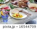 パエリア ランチ ホームパーティーの写真 16544709