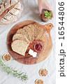 オーガニックランチ パン 16544806