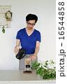オーガニックコーヒー  カフェ 16544858