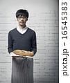 オシャレカフェ店員 16545383