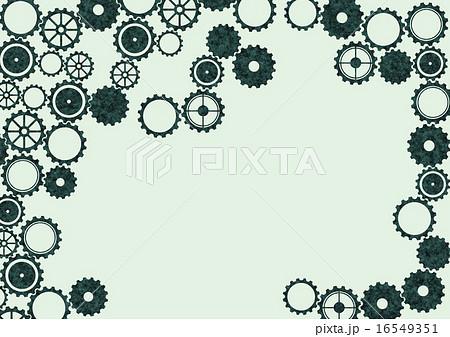 歯車のイラスト素材 [16549351] - PIXTA
