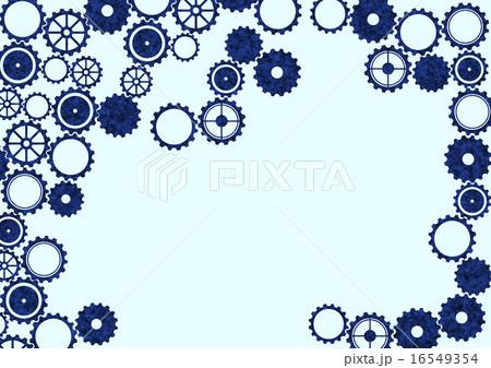 歯車のイラスト素材 [16549354] - PIXTA