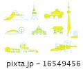 東京イメージ素材 16549456