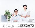 医師 医者 看護師の写真 16552972