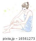 マッサージ フットケア 美容のイラスト 16561273