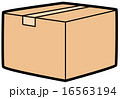 梱包 ベクター ダンボール箱のイラスト 16563194