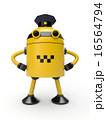 Robot taxi driver 16564794