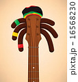 Rasta Guitar 16568230