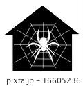空き家のアイコン 16605236