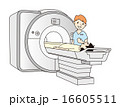 健康診断 検査技師 検査のイラスト 16605511