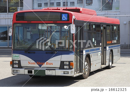 新潟交通の銀バス 16612325