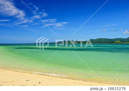 小浜島 細崎ビーチの風景写真 16615276