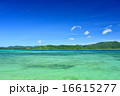 小浜島 海 沖縄の写真 16615277