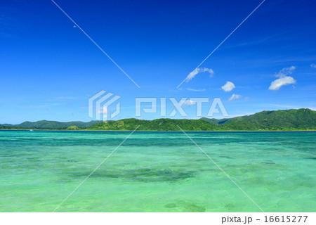 小浜島 細崎ビーチの風景写真 16615277