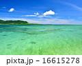 小浜島 海 沖縄の写真 16615278