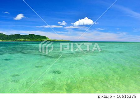 小浜島 細崎ビーチの風景写真 16615278