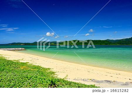小浜島 細崎ビーチの風景写真 16615282