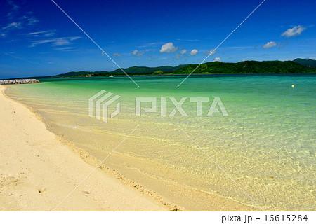 小浜島 細崎ビーチの風景写真 16615284
