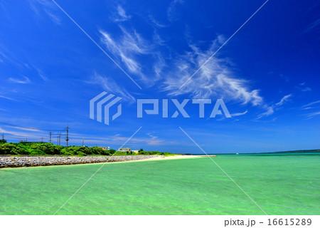 小浜島 細崎ビーチの風景写真 16615289