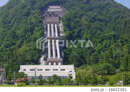 新潟県 糸魚川市 東京発電 姫七発電所の光景 16622261