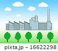 挿絵 製造工場 生産工場のイラスト 16622298