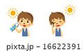 暑さ対策【三頭身・シリーズ】 16622391