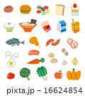 食品集合 16624854