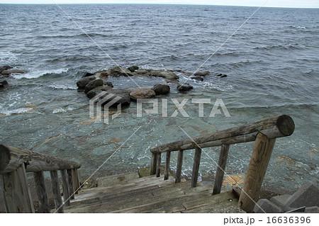 埋没した瀬石温泉 16636396