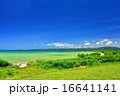 離島 小浜島 海の写真 16641141