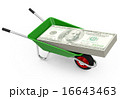 The money wheelbarrow 16643463