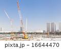 大規模建設現場 16644470