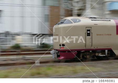 サンライズ瀬戸・出雲 285系 茅ヶ崎駅 16646081