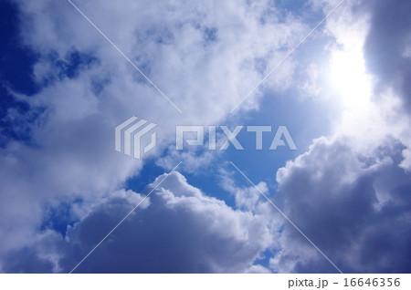 雲景の写真素材 [16646356] - PI...