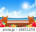 リゾート地(沖縄) 16651259