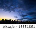 街並み 東京 空の写真 16651861